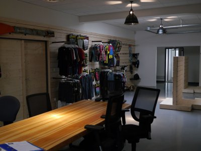 Siège administratif/Showroom